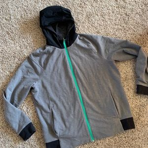 Lululemon men's full zip sweatshirt NWOT size XXL